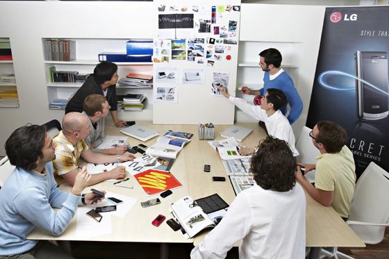 창조적인 에너지가 넘치는 유럽 디자인센터