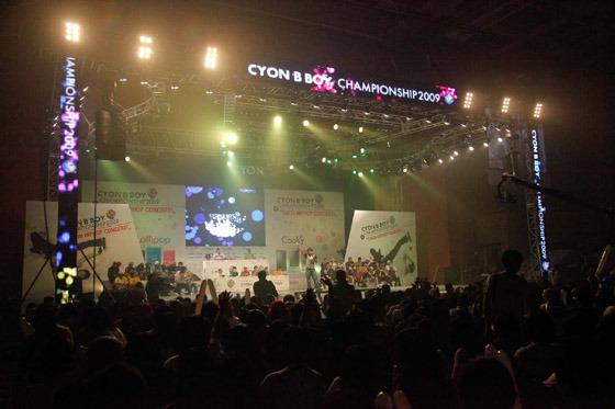 CYON 비보이챔피언십, 공감에서 공유의 장으로