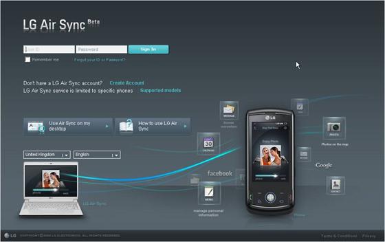 선 없이 PC와 휴대폰을 연결하는 똑똑한 무선 공유 서비스
