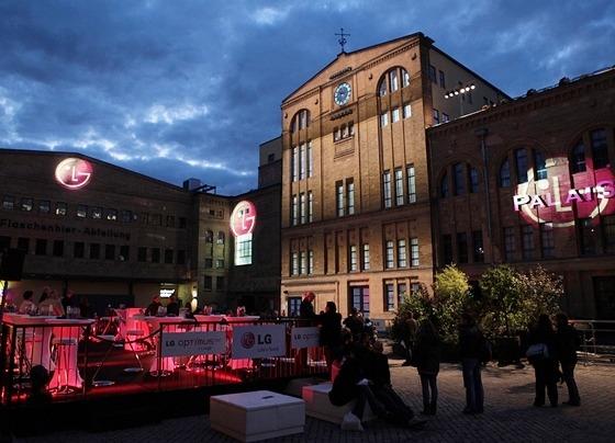베를린의 밤을 수놓은 환상적인 옵티머스 3D쇼 현장을 가다