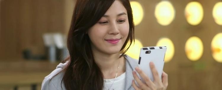 김하늘 얼굴 반을 가린 '신사의 품격' 속 진정한 주인공은?