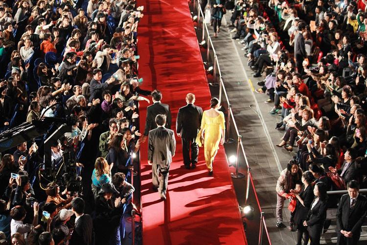 가을 영화의 축제, 부산국제영화제에서 만난 행운
