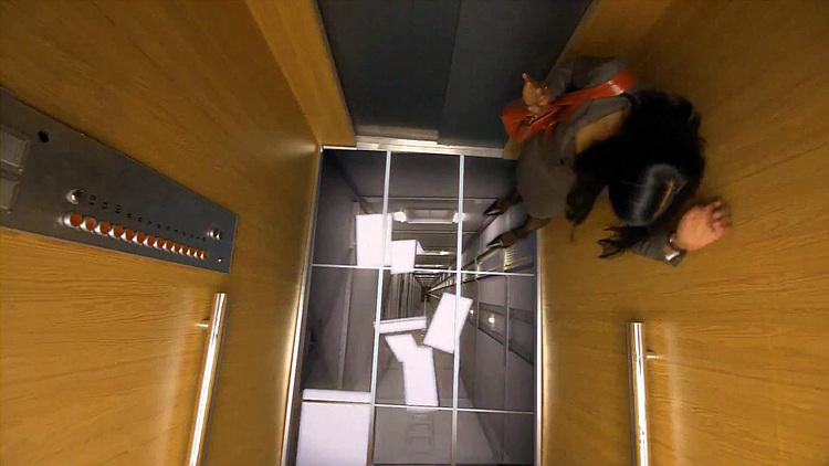 엘리베이터를 타면, 쇼킹한 일이? 바이럴 영상 제작 뒷이야기