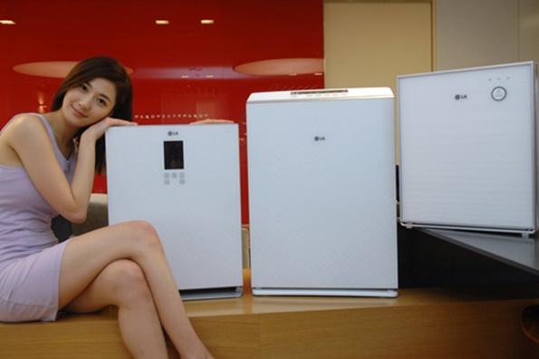 LG전자, 2013년형 공기청정기 출시
