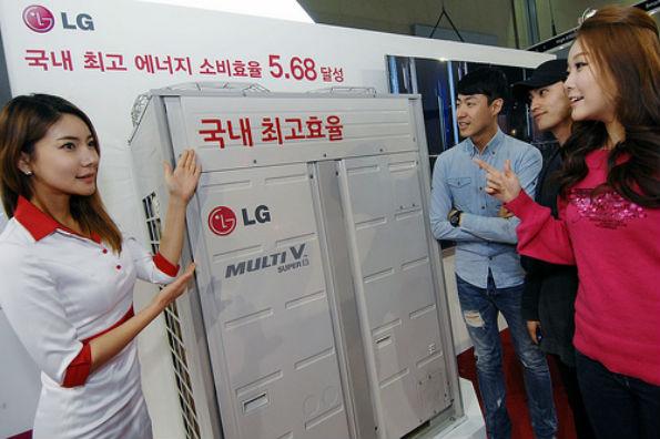 LG전자, 국내 최고 효율 시스템에어컨 선보여