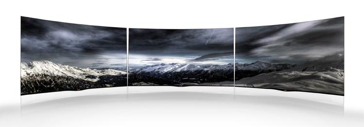 TV가 평평하다는 편견을 깨라! 곡면 올레드TV 디자이너 인터뷰