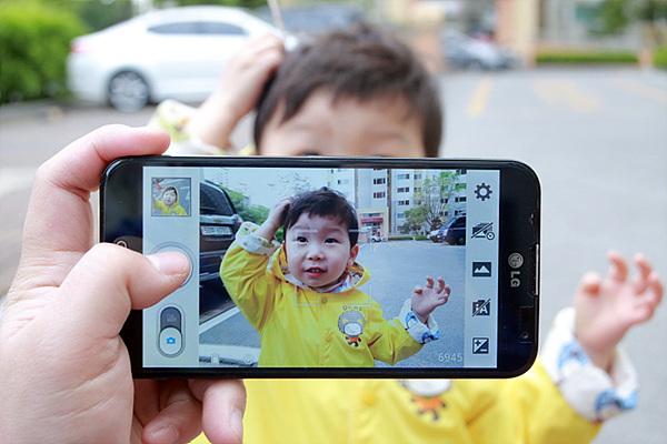 스마트폰으로 아이사진 잘 찍는 7가지 방법