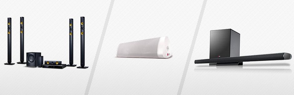 차원이 다른 음질, 스마트 AV 신제품을 만나다