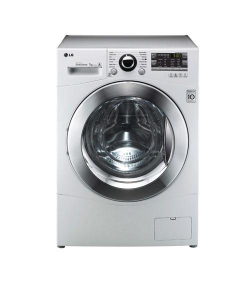 LG 세탁기, 세계 최초 '물 발자국' 검증