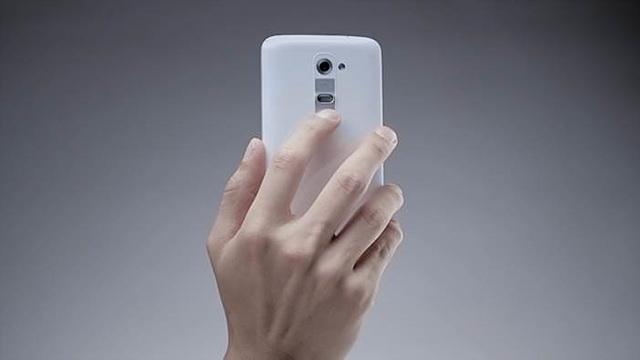 사용자의 습관을 꿰뚫다. LG G2 디자인 스토리