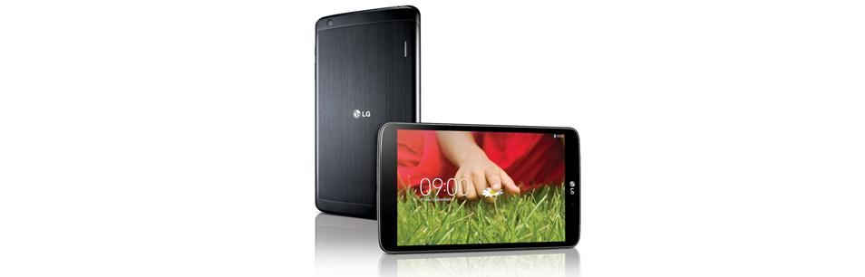 미녀 디자이너들의 섬세한 손길로 탄생한 'LG G Pad 8.3'