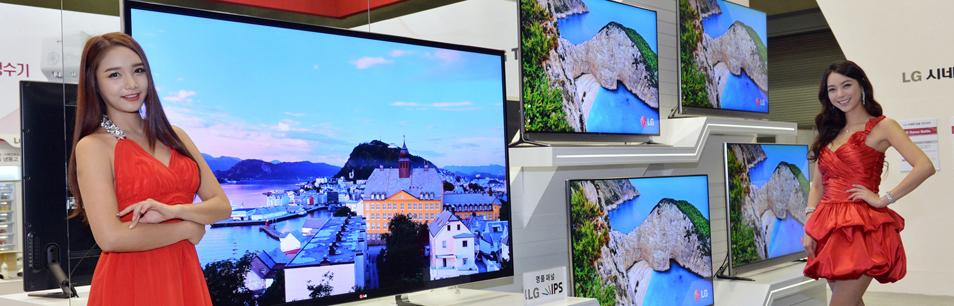 KES 2013에서 멀티플레이어로 주목받은 LG