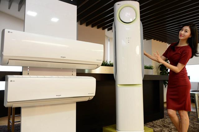 LG전자, 공기청정 강화 '휘센 냉난방 에어컨' 출시