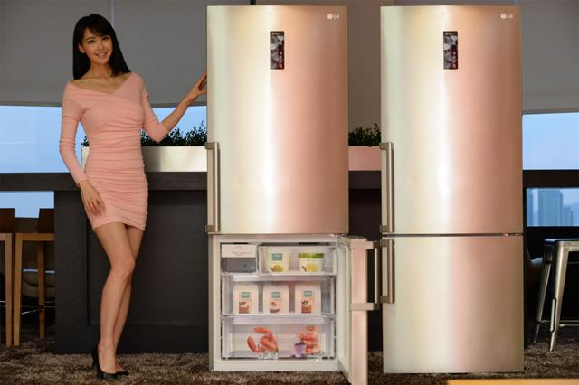 LG전자, 유러피안 스타일 냉장고 신제품 출시