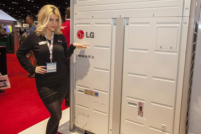 LG전자, 고효율 시스템에어컨으로 북미시장 공략 강화