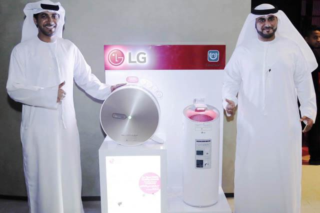 LG전자, '몽블랑' 시리즈로 중동 공기청정기 시장 공략