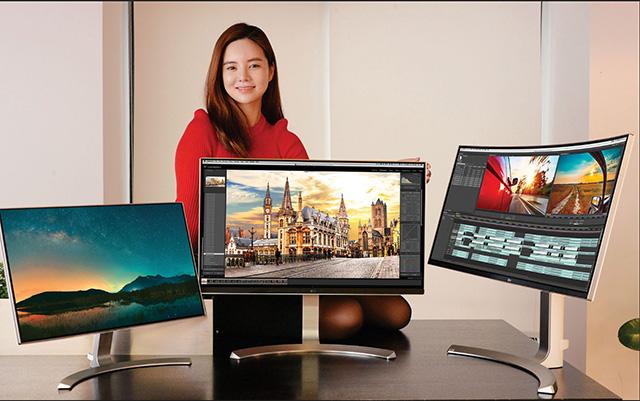LG전자, 프리미엄 모니터 제품군 대폭 확대