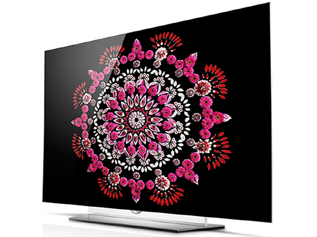 LG 올레드 TV, 차세대 방송기술로 HDR 방송 시연