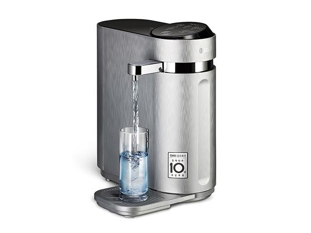 LG 정수기·냉장고,건강·편의성·효율 앞세워 새 주방문화 선도