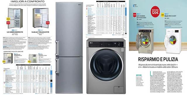 LG 세탁기·냉장고, 이탈리아서 최고 제품 선정