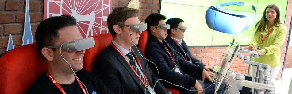 'LG 360 VR'로 롤러코스터 같은 짜릿함이 눈앞에!
