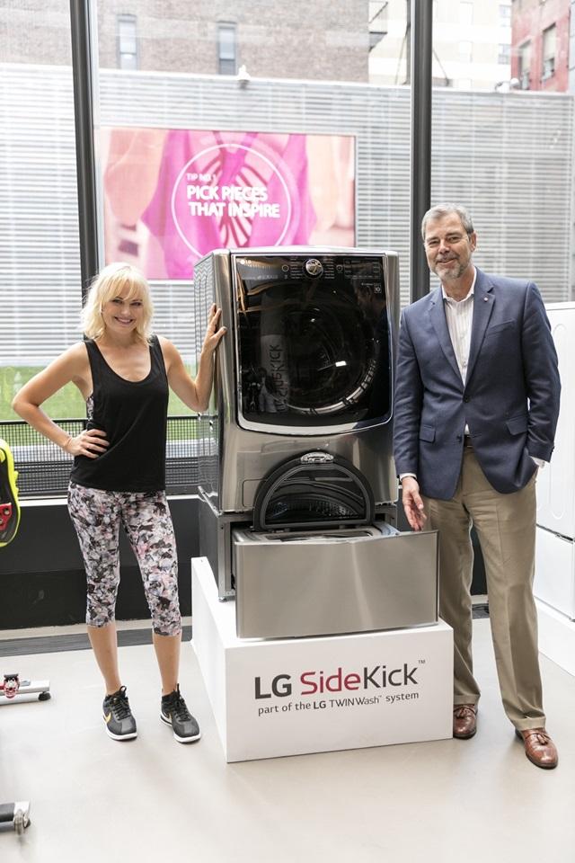 LG전자,  올 상반기 美 드럼세탁기 1위