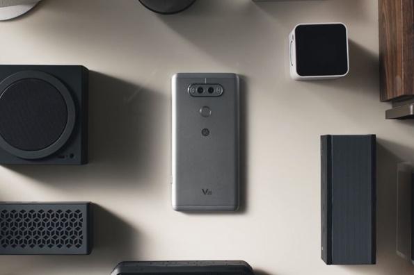 LG전자, B&O와 'V20'에 프리미엄 사운드 담는다