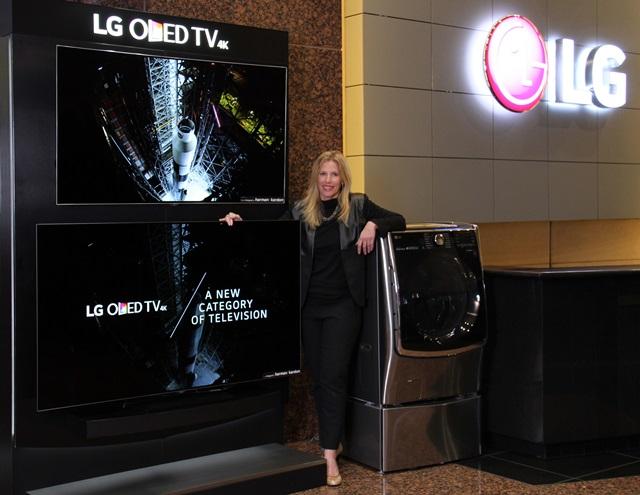 美 , '올해 최고 제품'에 LG 올레드 TV·트윈워시 선정