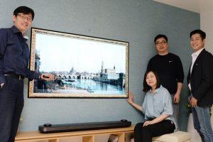 '붙이는 TV' 시대 연 'LG 시그니처 올레드 TV W' 디자이너를 만나다