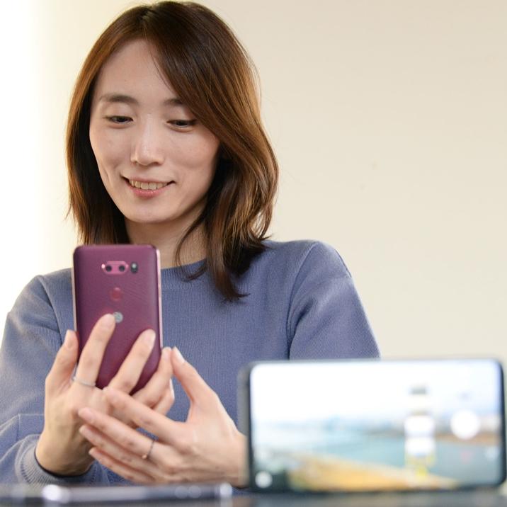 사람 마음 읽는 '공감형 AI'! LG 모바일이 그리는 큰 그림은?