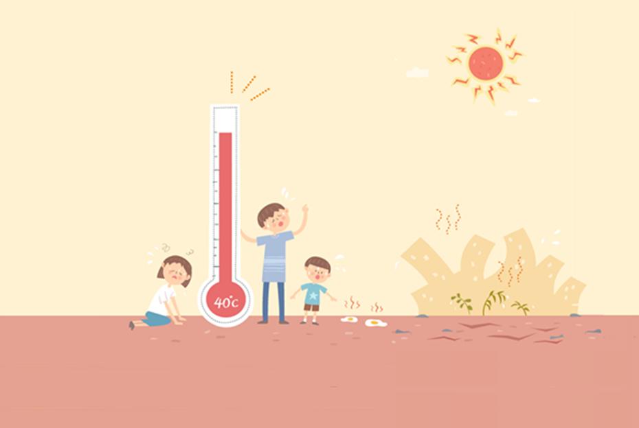 하태핫태~! 무더운 여름을 이기는 건강관리법