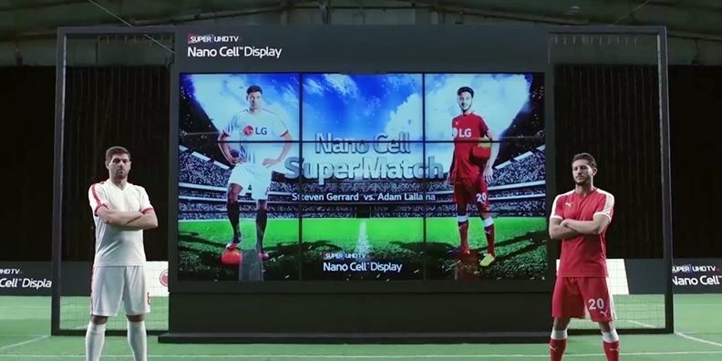 'LG 나노셀 TV'로 알아보는 시야각 기술의 비밀