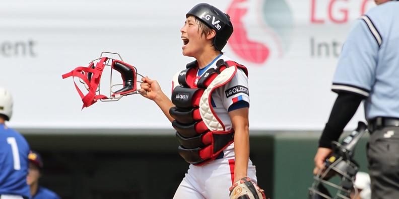 플레이 볼! 야구하는 그녀들의 아름다운 도전