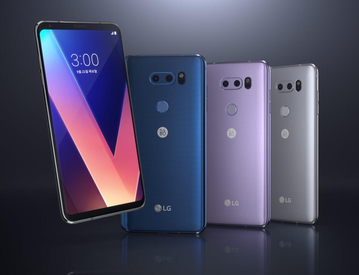 LG V30, 사전 인기몰이 나선다