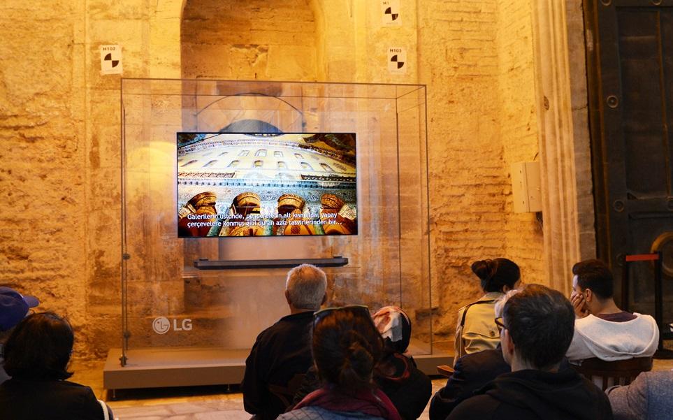 LG 올레드 TV, 글로벌 문화 마케팅 펼쳐