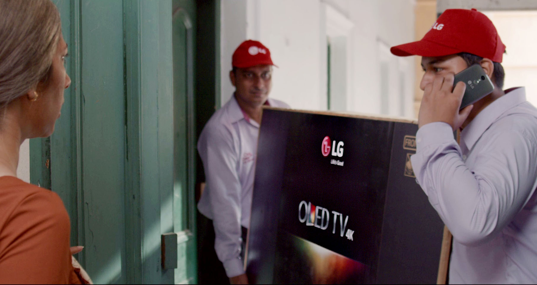 LG전자 인도 진출 20주년 기념 영상, 구글이 선정한 광고 캠페인 1위 영예
