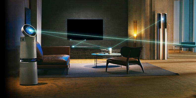 LG전자 제품으로 살펴보는 인공지능