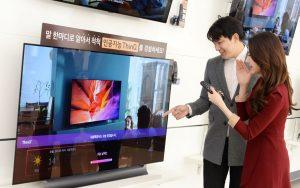 AI로 똑똑해진 'LG 올레드 TV', 4월 할인 행사