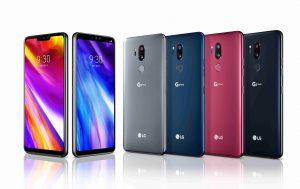 LG G7 <sup>ThinQ</sup>, 공개 이틀 앞두고 손님 맞이 준비 '착착'