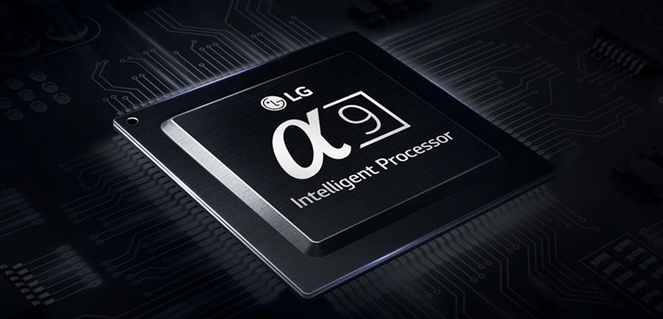 [LG 올레드 TV AI <sup>ThinQ</sup>] 인공지능 화질칩, '알파9'은 어떤 기술일까?