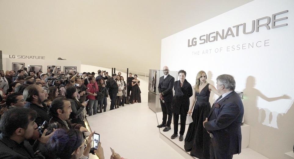 超프리미엄 'LG 시그니처' 중남미 런칭