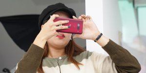 전문가에게 여행 사진 꿀팁을 배우다! LG V40 <sup>ThinQ</sup> 일일 클래스