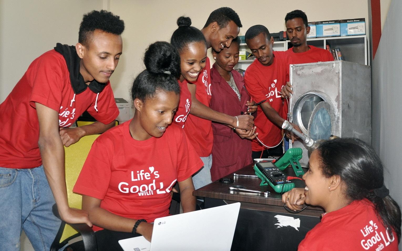 에티오피아 청년들의 창업 돕는다