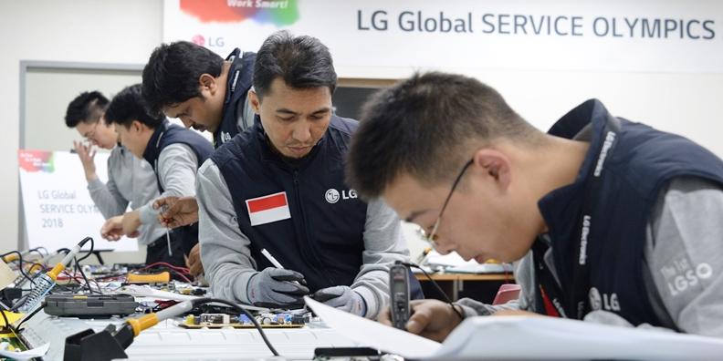 전 세계 맥가이버들이 한 자리에! '글로벌 서비스 기술올림픽' 현장