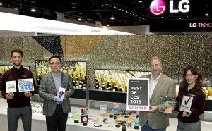 혁신으로 휩쓴 CES 2019, 화제의 LG 제품 다시 보기