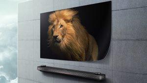 LG 올레드 TV, 신비로운 지구 모습을 생생하게 담아 냈다