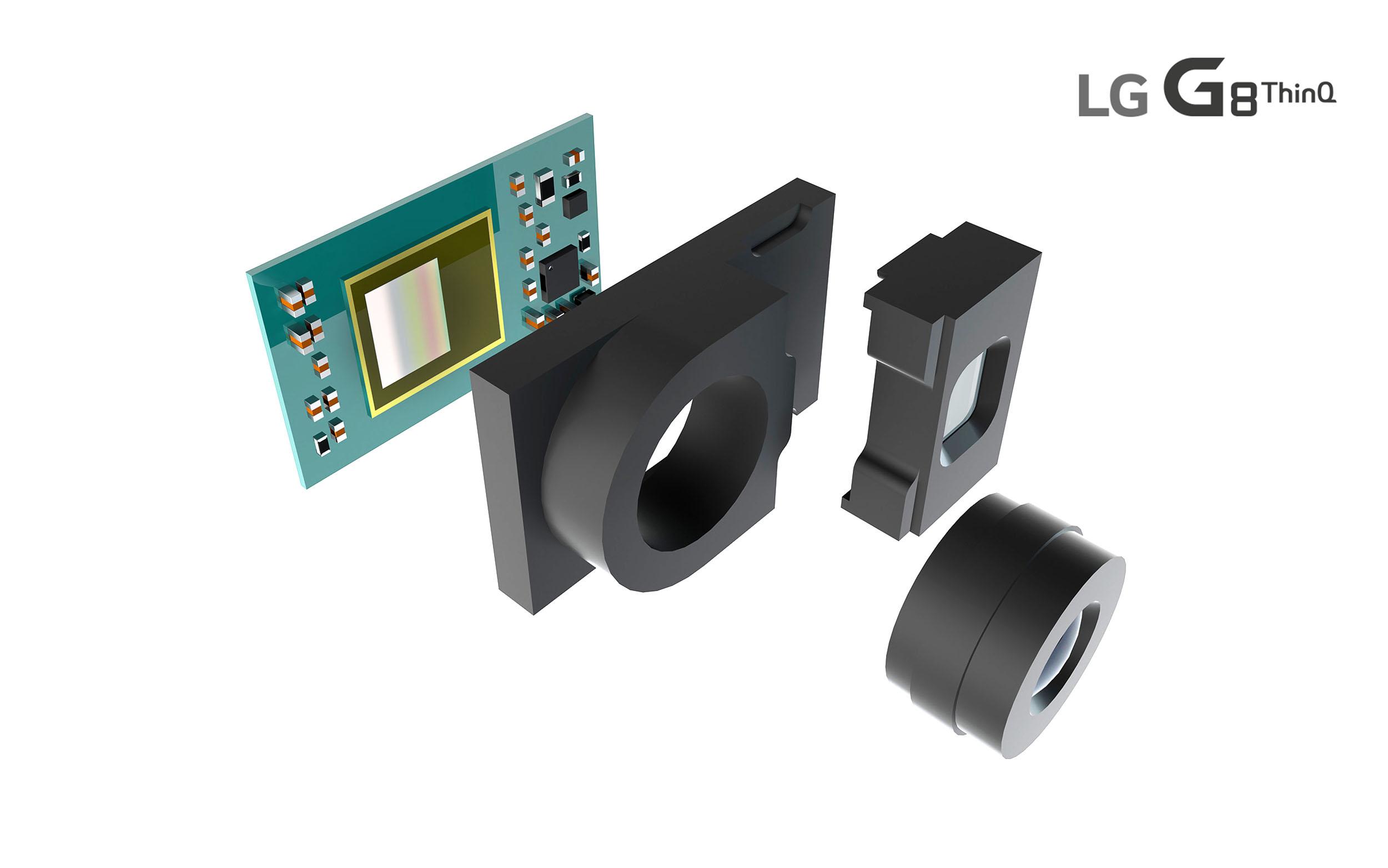 獨 반도체업체와 협업해 LG G8 <sup>ThinQ</sup>에 최첨단 3D센서 탑재한다