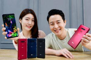 LG G8 <sup>ThinQ</sup> 국내 출시