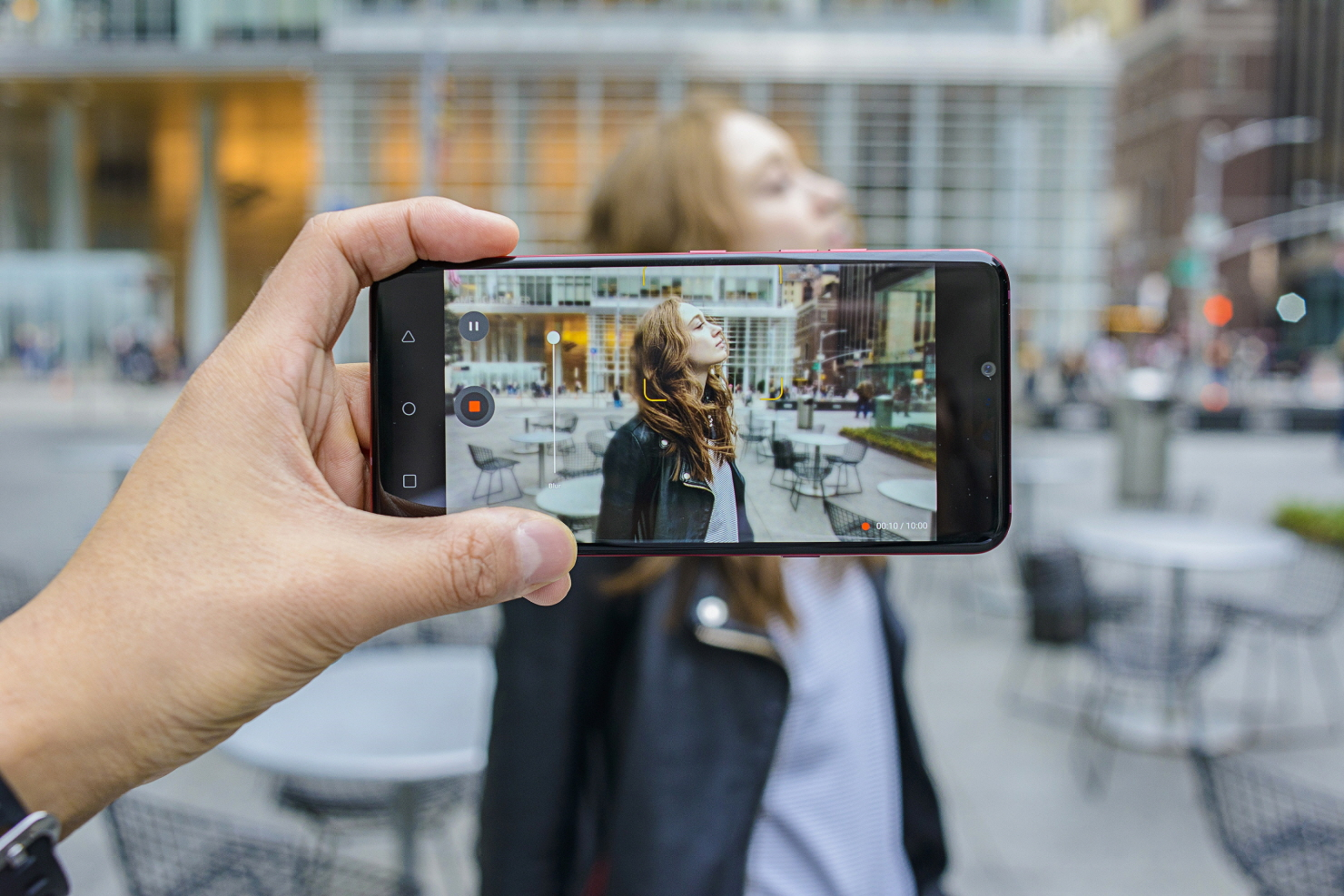 LG G8 <sup>ThinQ</sup>, 북미 시장 출시