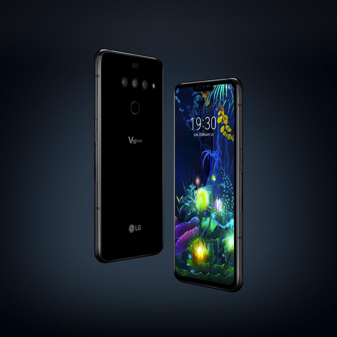 'LG고객 안심보상'으로 LG V50 <sup>ThinQ</sup>구매고객 부담 더 낮춘다